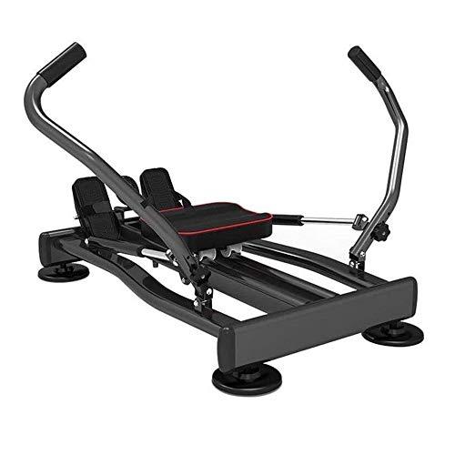 BZLLW Vogatore Compact Indoor Rower Attrezzi for Palestra di casa Facile Bagagli