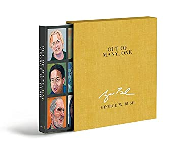 Out of Many One  Deluxe Signed Edition   Portraits of America s Immigrants