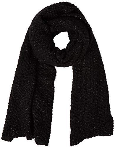 Gas Jeans Missis Scarf RS Sciarpa, Nero (Black 0200), One Size (Taglia produttore:1) Donna