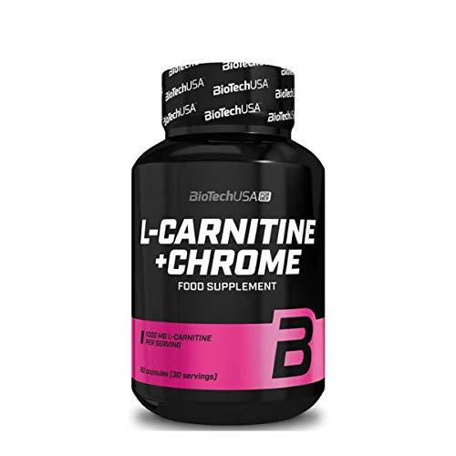 Biotech USA for Her L- Carnitine + Chrome - 60 caps.