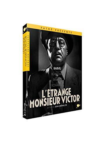 L'Étrange Monsieur Victor [Francia] [Blu-ray]