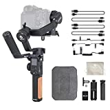 FeiyuTech Official AK2000S-Camera Stabilizer DSLR Stabilizer 3 Axis Camera Gimbal Stabilizer for DSLR Camera Mirrorless Professional Video Stabilizer Gimbal for Canon Sony Panasonic Fujifilm Nikon etc