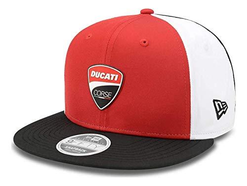 New Era - Ducati Multibadge 9Fifty Snapback Cap - Rot Farbe Rot, Größe M-L