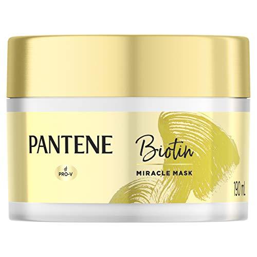 Pantene Miracle Mask Jar Biotin Nourish, 190ml