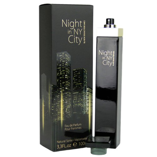 New Brand Night in NY City Women Edp 100 ml