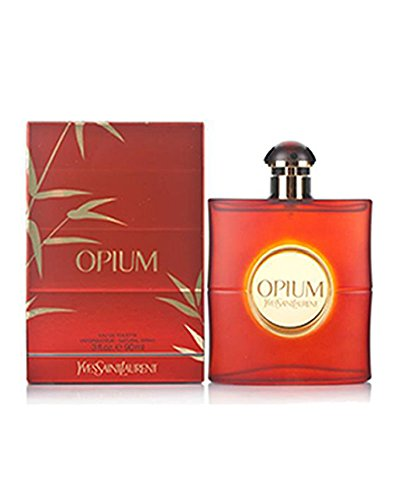 Yves Saint Laurent Opium Eau de Toilette, Donna, 90 ml