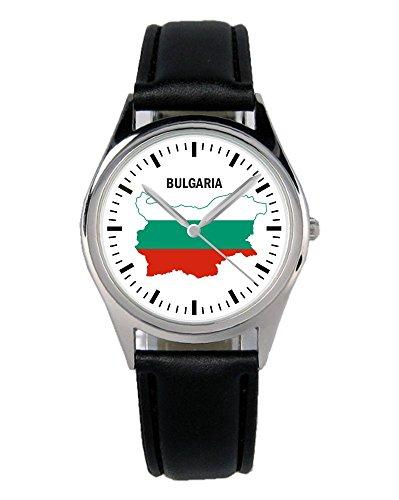 Bulgarien Geschenk Artikel Idee Fan Uhr B-1112