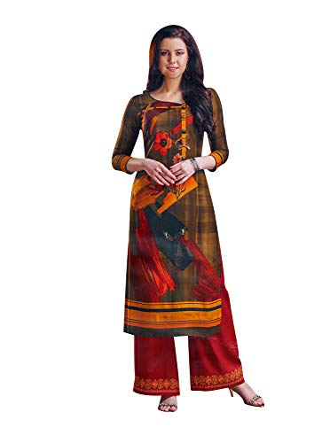ladyline Kurtis for Women with Pala…