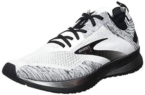 Brooks Levitate 4, Zapatillas para Correr Hombre, White/Black, 41 EU