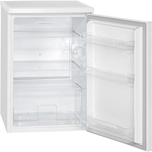 Bomann VS 2185 Tischkühlschrank Vollraum A++ Edelstahloptik 2