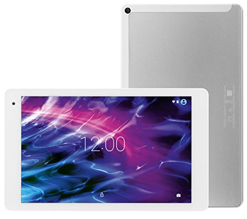 MEDION LIFETAB X10605 MD 60656 25,7 cm (10,1 Zoll Full-HD Display) Tablet-PC (Octa-Core-Prozessor, 32GB Speicher, Bluetooth, LTE, WLAN, Android 7.0, Nougat) weiß
