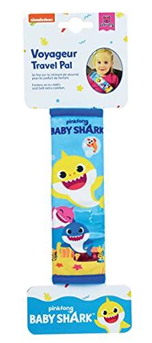 Jemini Baby SHARKK-Protector de cinturón (+/-19 cm), Color Azul (CIJEP 024077)