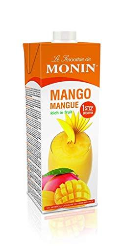 Monin Mango Fruit Smoothie 1 Litre