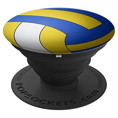 Volleyball - PopSockets Ausziehbarer Sockel und Griff für Smartphones und Tablets