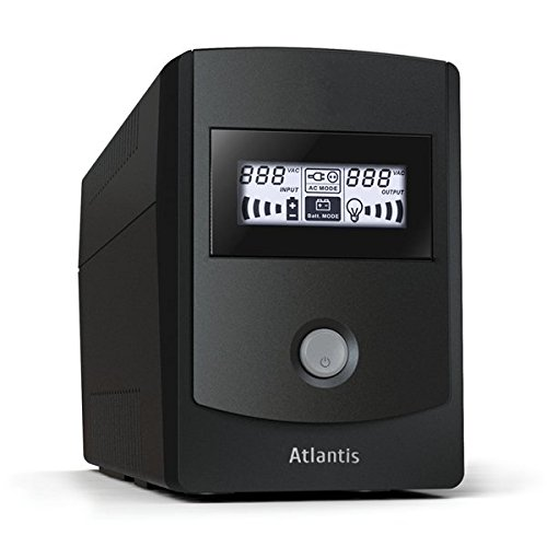Atlantis Land A03-HP851 HostPower Line Interactive SineWave UPS 850VA 480W