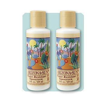 Arizona Sun Water Resistant Sunscreen