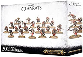 Citadel Skaven Clanrats Warhammer Age of Sigmar