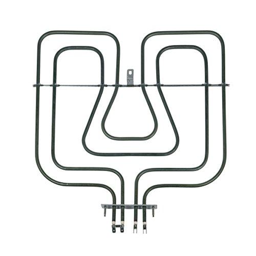 Electrolux AEG 397012901 3970129015 Oberhitze Grill Heizelement Heizung Backofenheizung Herd Backofen auch Ikea Juno Zanker Zanussi Progress