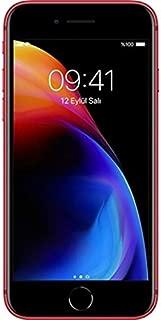 Apple iPhone 8, 256 GB, Kırmızı (Apple Türkiye Garantili)