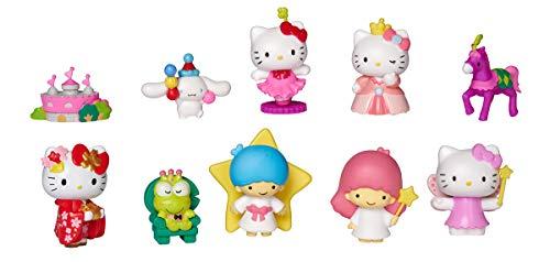 Simba Kitty Sammelfiguren 10er Set / Fantasy / mit Einer besonderen Figur / 9 Normale Figuren / 3-7cm / Für Kinder ab 3 Jahren