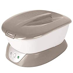 PARAFFIN WAX THERAPY: Increase circulation and encourage blood flow with the soothing heat of HoMedics Paraffin Wax Bath. Hydrate and soothe skin with hypo-allergenic wax and gentle heated wax SIMPLE, EFFECTIVE TREATMENT: Each Para Spa Plus Paraffin ...