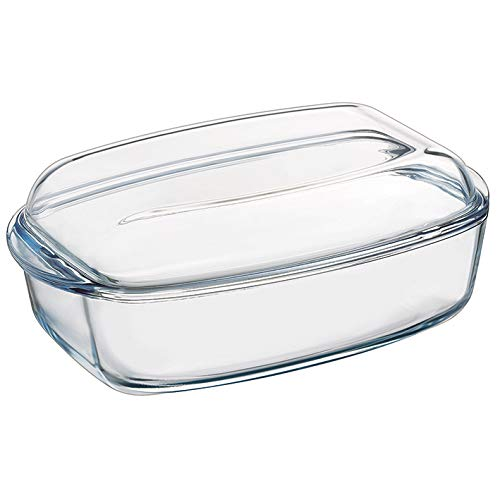 Pyrex 466000 466A000/6343 Terrines & plats à four, Transparent