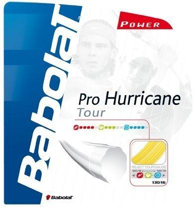 BABOLAT Pro Hurricane Tour Tennis Strings (12m) by Babolat