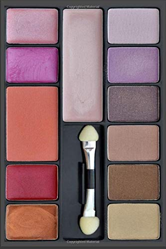 Makeup Palette Journal: Journal for low content or no content KDP books. Keep track of your ideas and notes.