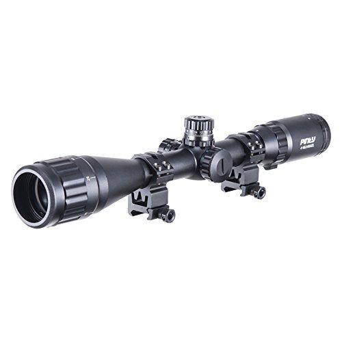Pinty 4-16X40 Illuminated Mil-Dot Riflescope