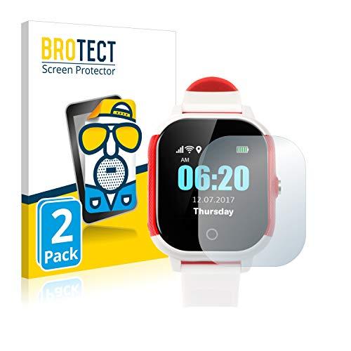 BROTECT 2X Entspiegelungs-Schutzfolie kompatibel mit Belio Touch Displayschutz-Folie Matt, Anti-Reflex, Anti-Fingerprint