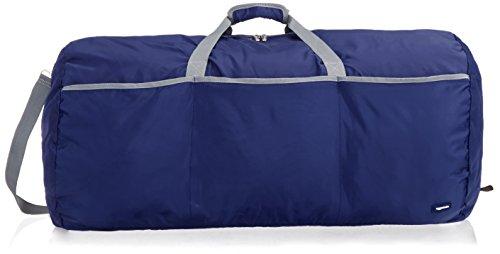 Amazon Basics - Seesack / Reisetasche, groß, 98 l, Marineblau