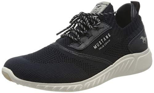 MUSTANG Damen 1315-306-820 Sneaker, Blau (Navy 820), 37 EU