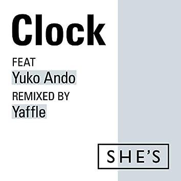 Clock (Yaffle Remix)