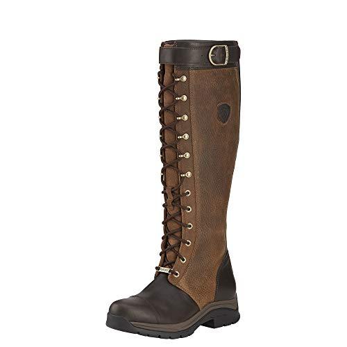 Ariat Women's Berwick GTX Insulated Outdoor Fashion Boot, Ebony, 9 M US