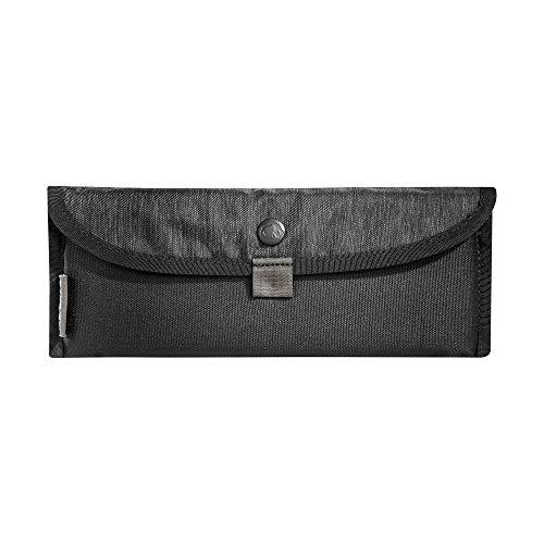 Tatonka Unisex– Erwachsene Bestecktasche, Off Black, 25 x 10 cm
