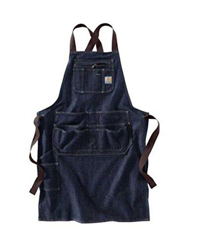 Carhartt Denim Schürze 103197 Arbeitsschürze Für DIY viele Taschen APRONCH103197995-One Size