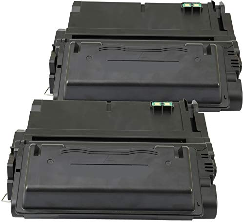 TONER EXPERTE® 2 Toner kompatibel für HP Laserjet 4200 4200DTN 4200DTNS 4200DTNSL 4200L 4200N 4240 4240N 4250 4250DTNSL 4250N 4250TN 4350 4350DTN 4350N (10000 Seiten)