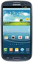 Samsung Galaxy S III T999 32gb Unlocked GSM Phone with Android 4.0 Os, Super Amoled Touchscreen, 8mp Camera, Gps, Wi-fi, Bluetooth and Microsd Slot - Pebble Blue