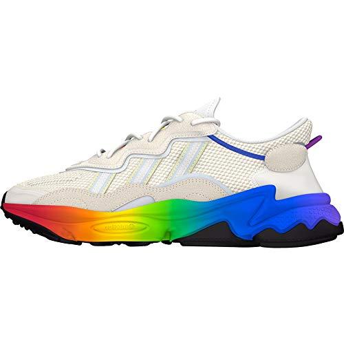 adidas Originals Herren Sneakers Ozweego Pride weiß 44