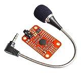 ICQUANZX Módulo de reconocimiento de Voz por Voz V3 con micrófono