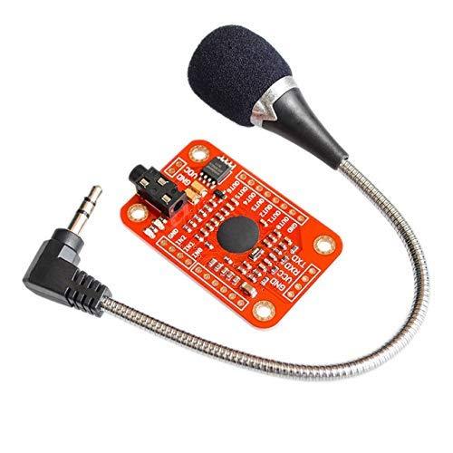 ICQUANZX Módulo de reconocimiento de Voz por Voz V3 con