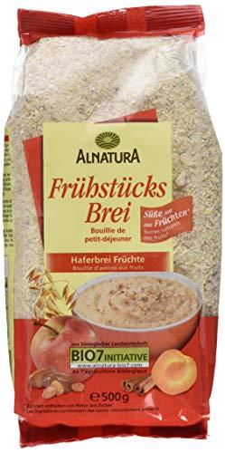 Alnatura Bio Hafer-Frühstücksbrei Früchte ( 500 g)