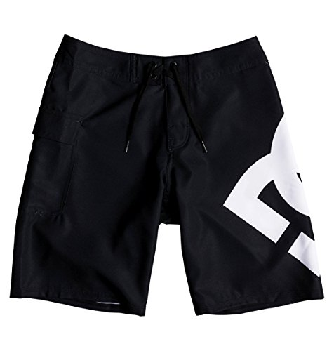 DC Shoes Jungen Lanai 17 Zoll Boardshorts, Black, 28/14