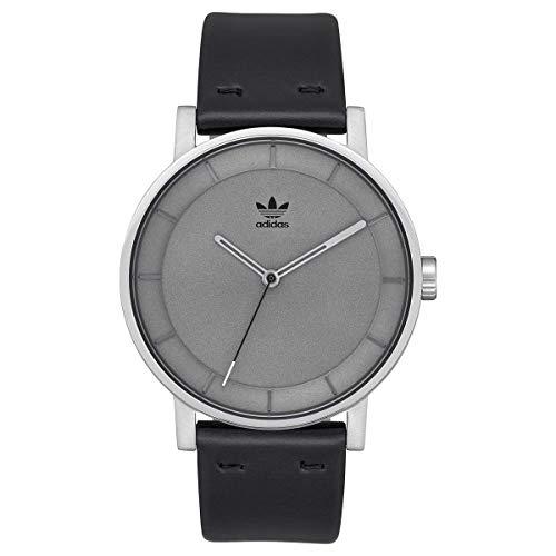 Adidas Reloj Analógico para Hombre de Cuarzo con Correa en Cuero Z08-2926-00