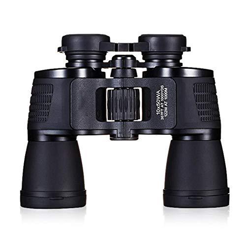 S$S Jumelles 10X50 Observation des Oiseaux Haute Vision Night Army