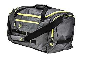Hunters Specialties Scent-A-Way 100021 Scent-Safe 90 Liter Duffel Bag Black