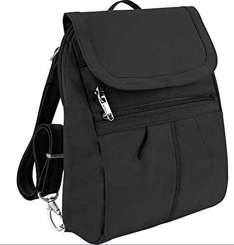 Anti-Theft Signature Slim Backpack