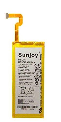 Todobarato24h Bateria Compatible con Huawei P8 Lite (HB3742A0EZC+) 2400mAh litihum Alta Capacidad