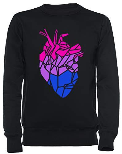 Vendax Bisexuell Baby Unisex Sweatshirt Schwarz