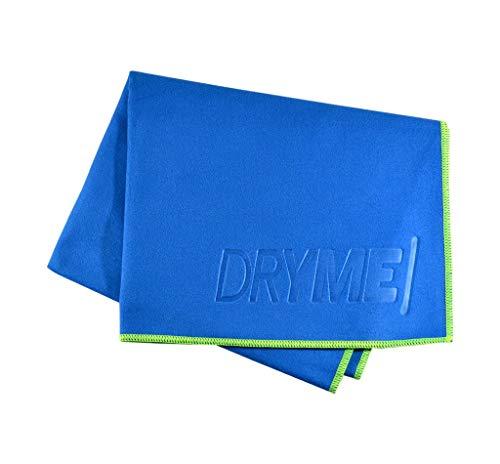 Dryme - Toalla Chica 60x40 Azul - Amarillo
